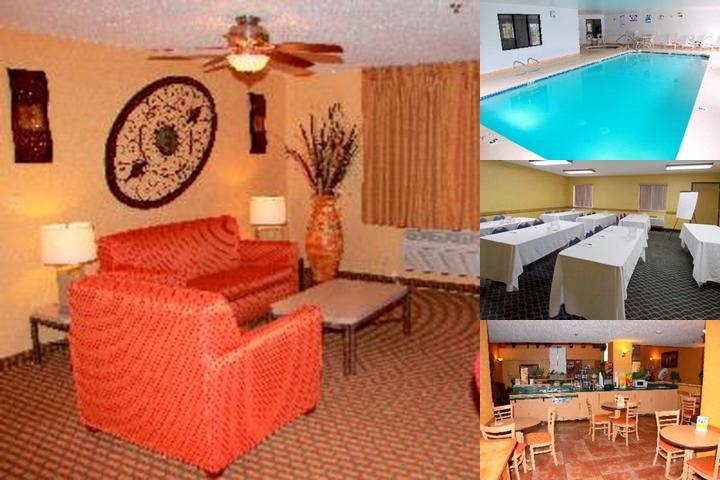 Quality Inn & Suites of The Sun Cities photo collage