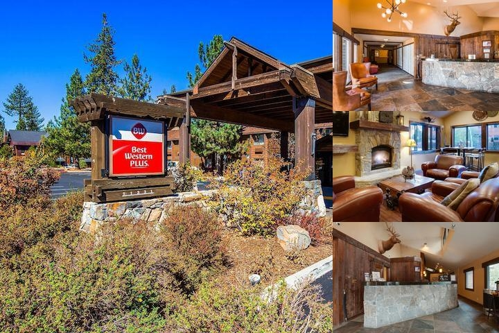 Hotel Truckee Tahoe photo collage