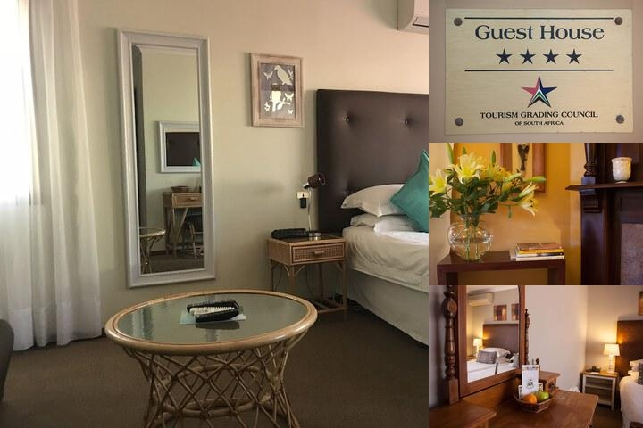 Olaf's Guest House photo collage