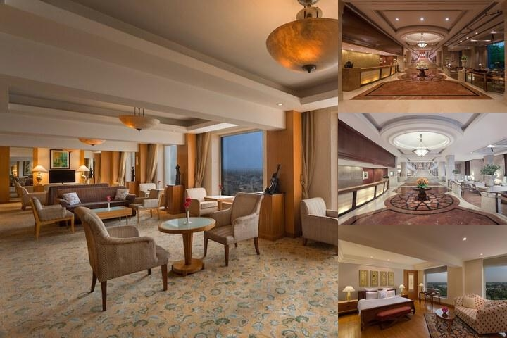 Sheraton New Delhi photo collage