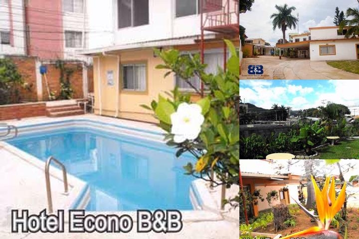 Econo Bed & Breakfast photo collage