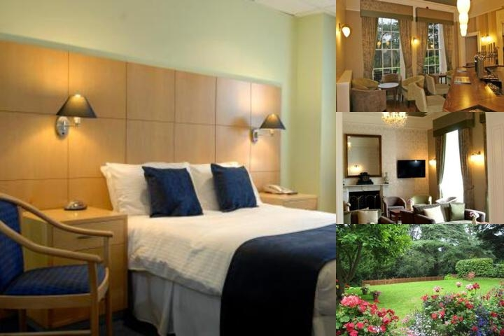 Lysses House Hotel photo collage