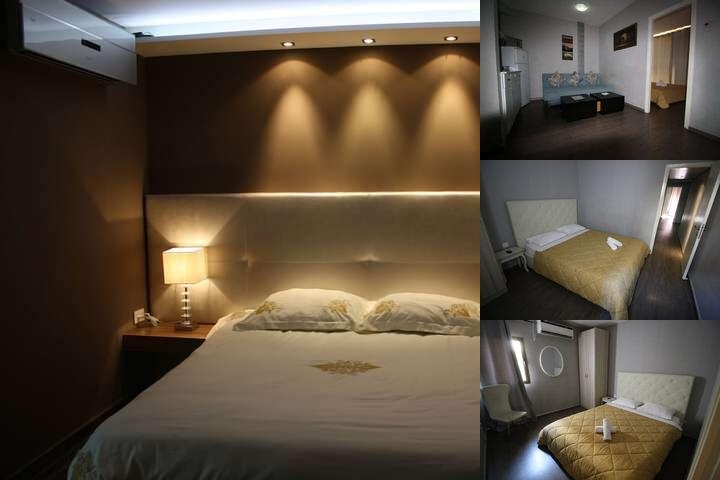 Rich Luxury Suites photo collage