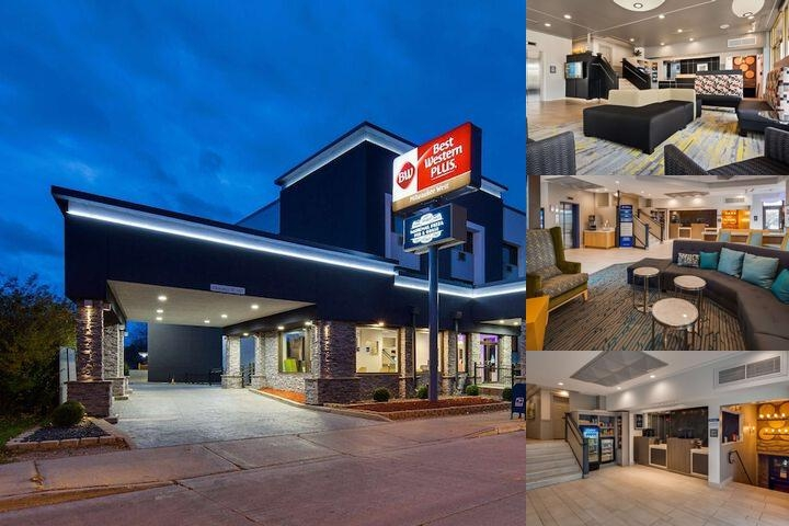 Best Western Woodsview Inn photo collage