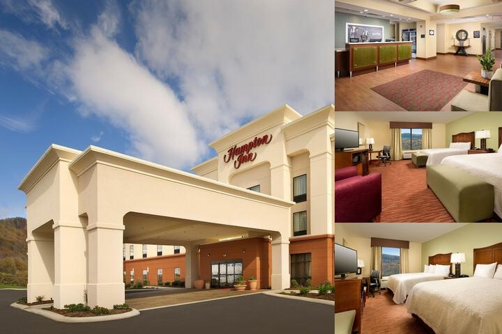 Hampton Inn Kimball photo collage