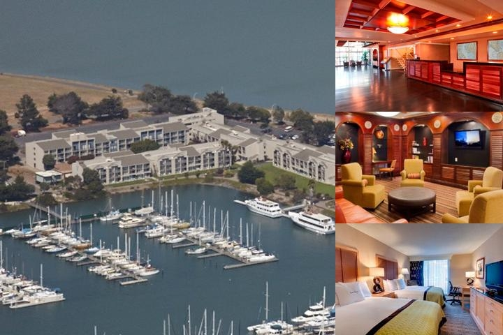 Doubletree by Hilton Berkeley Marina photo collage