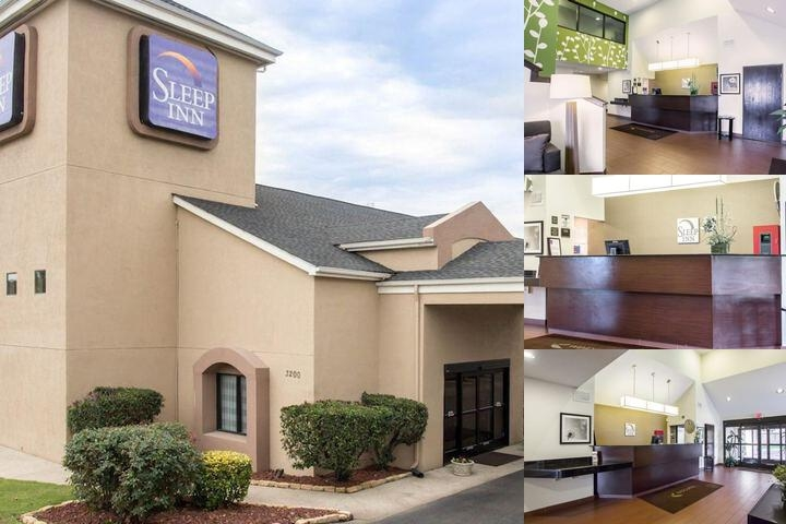 Sleep Inn North photo collage