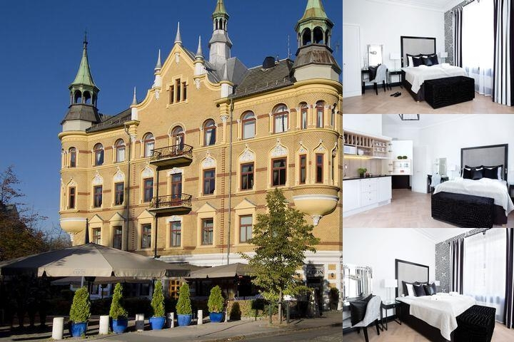 Frogner House Hotel Norum photo collage