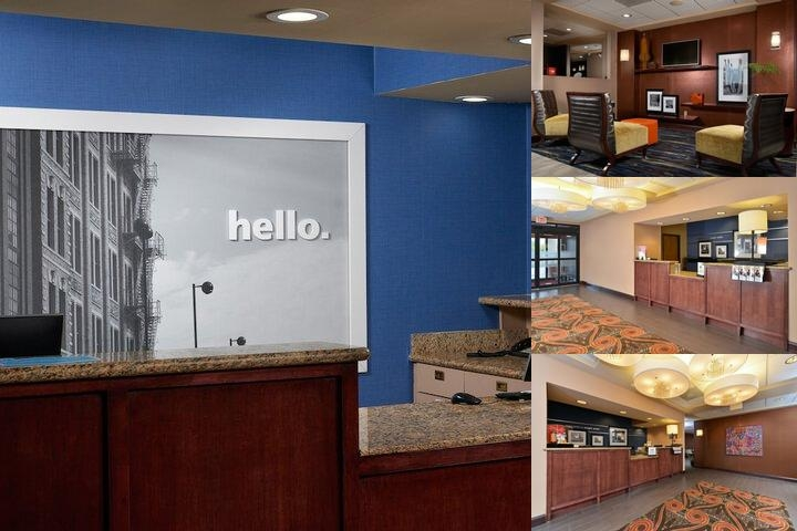Hampton Inn Eagle Pass photo collage