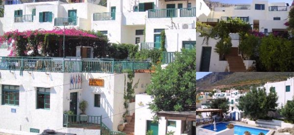 Kalimera Village photo collage