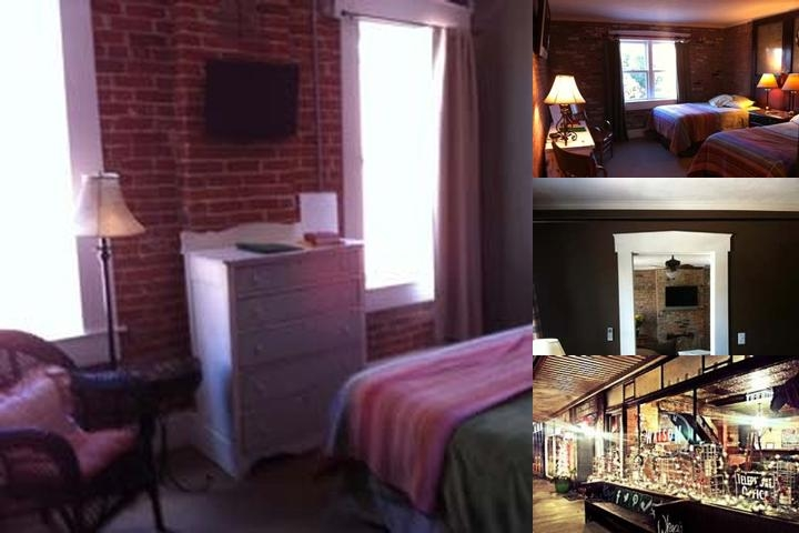 William Watson Hotel photo collage