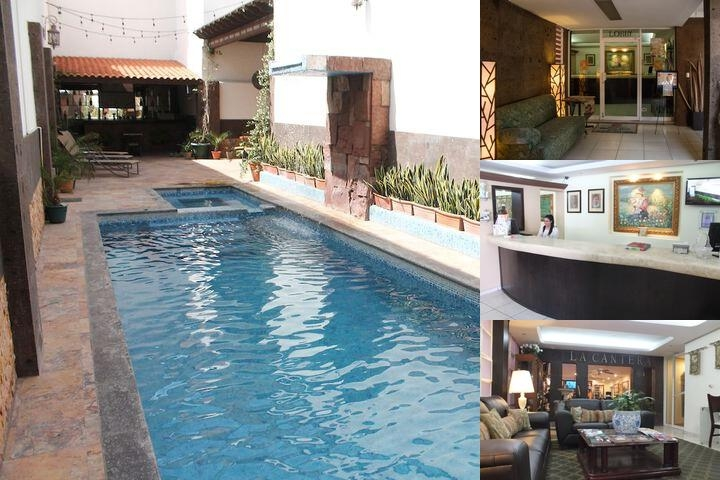 Hotel Rincón Real Suites photo collage