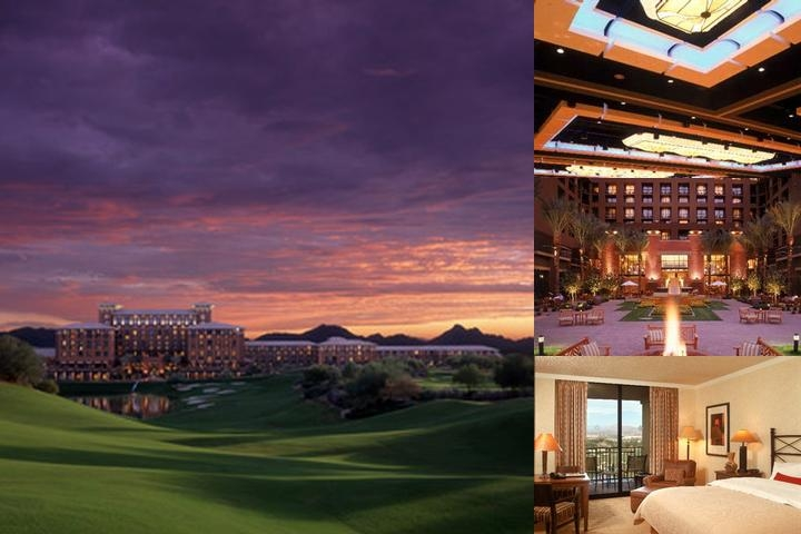The Westin Kierland Resort & Spa photo collage
