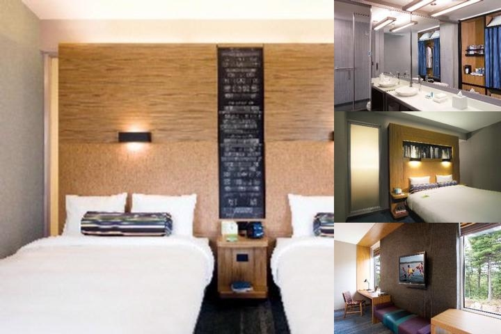 Aloft Lexington photo collage