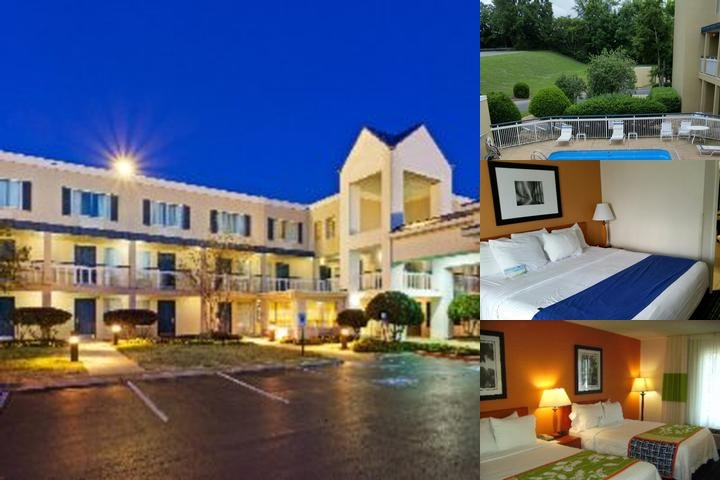 Days Inn Chattanooga / Hamilton Place photo collage