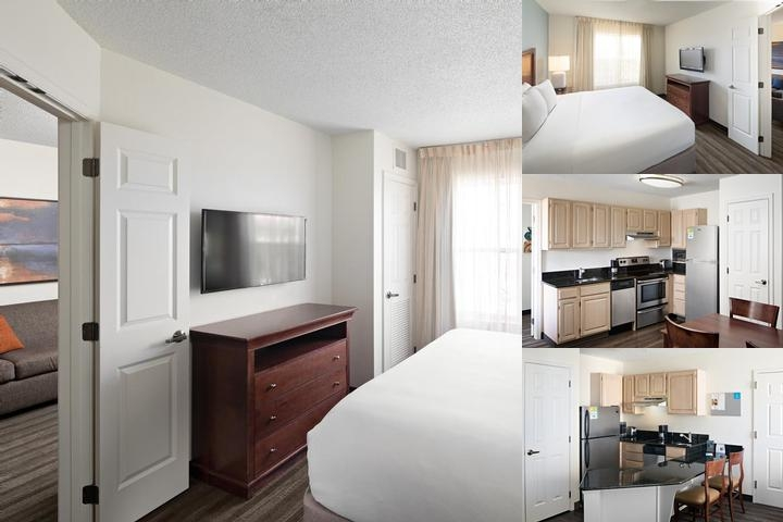 Hyatt House Herndon photo collage