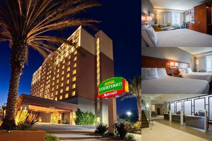 Courtyard by Marriott Los Angeles Westside photo collage