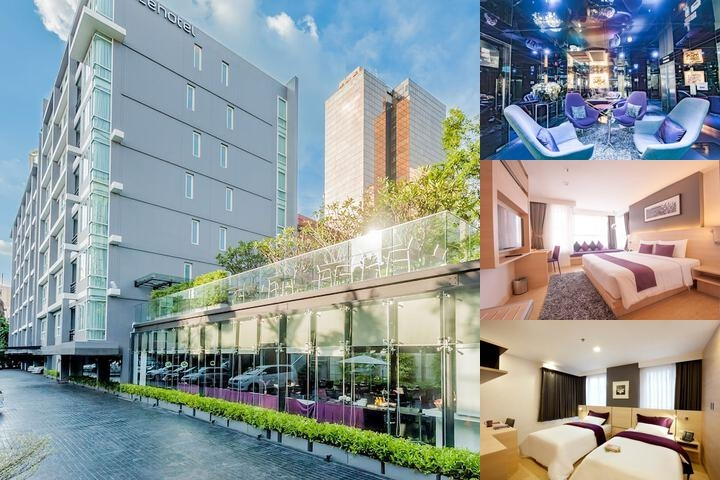 Arize Hotel Sukhumvit photo collage