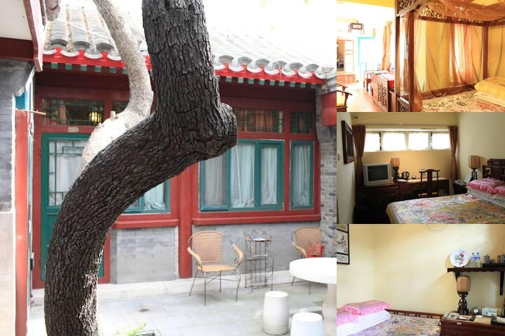 Beijing Sihe Courtyard Hotel photo collage