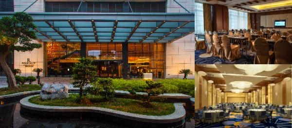 Shanghai Renaissance Putuo Hotel photo collage