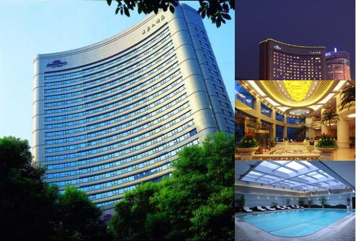 Guxiang Hotel Shanghai photo collage