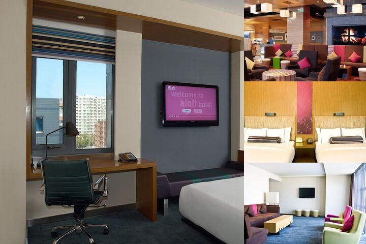 Aloft Beijing Haidian photo collage