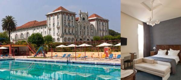 Curia Palace Hotel Spa & Golf photo collage