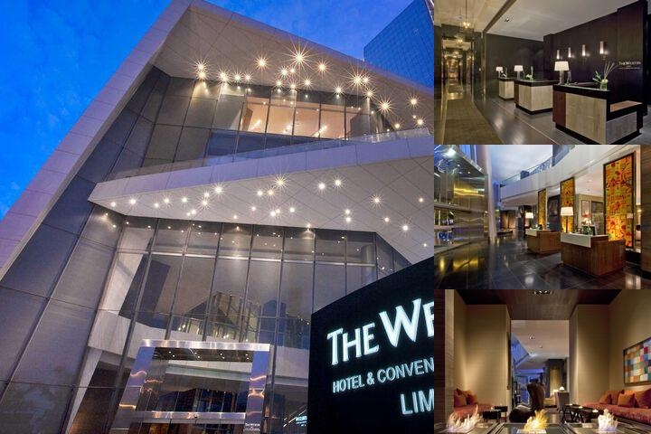 The Westin Lima Hotel & Convention Center photo collage