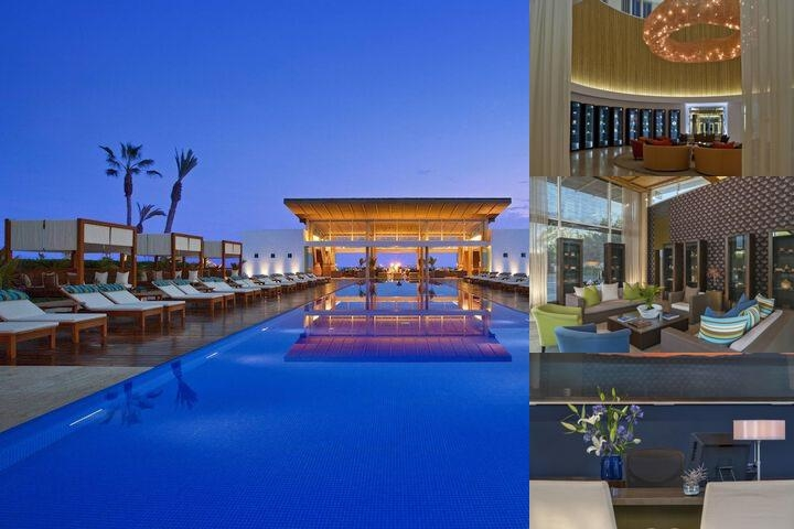 Hotel Paracas a Luxury Collection Resort photo collage