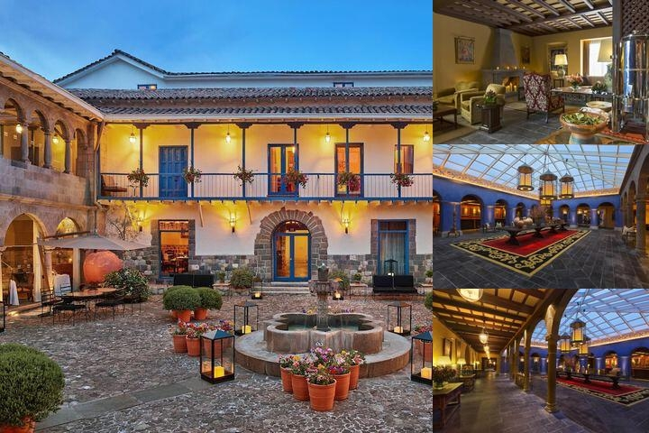 Palacio Del Inka a Luxury Collection Hotel photo collage