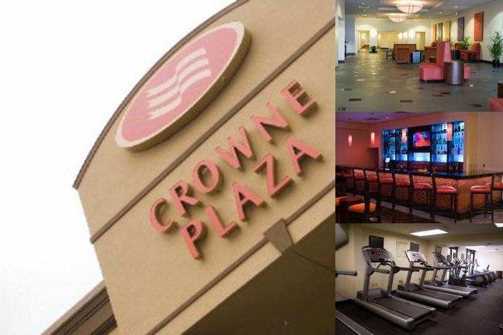 Crowne Plaza New Orleans Airport photo collage