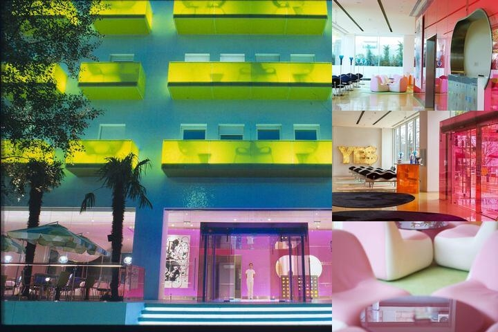 Semiramis Hotel photo collage