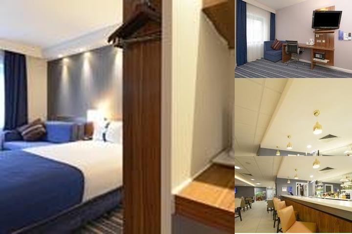 Holiday Inn Express London Wimbledon South photo collage