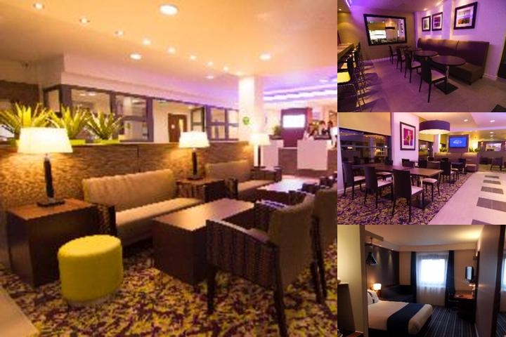 Holiday Inn Express Harlow photo collage