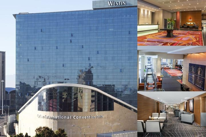 The Westin Cape Town photo collage