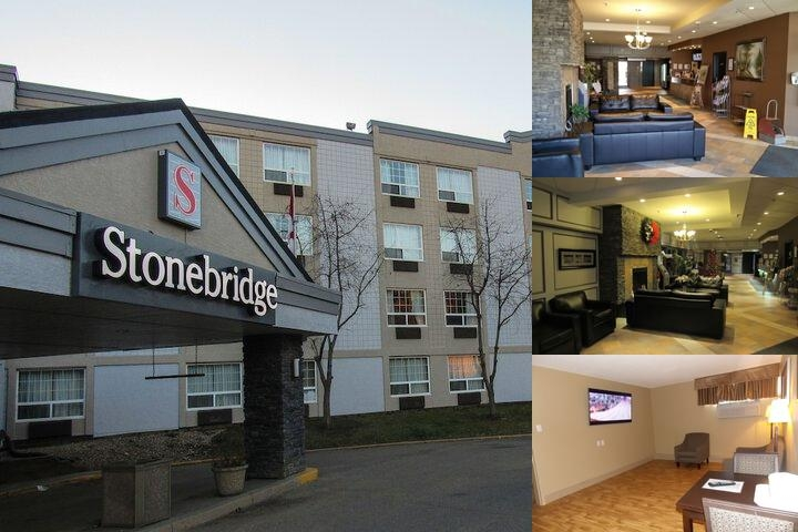 Stonebridge Hotel photo collage