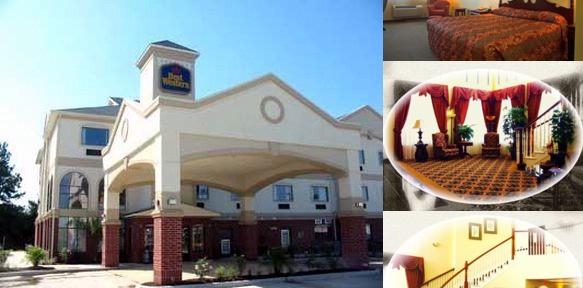 Best Western Plus Sam Houston Inn & Suites photo collage