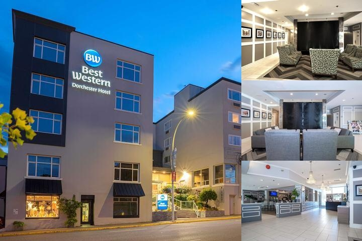 Best Western Dorchester Hotel photo collage