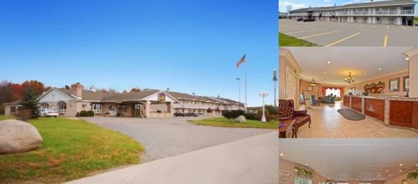 Best Western of Hartland photo collage