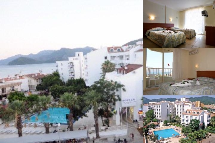 Sonnen Hotel photo collage