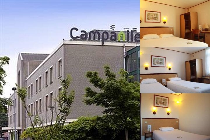 Hotel Campanile Zwolle photo collage