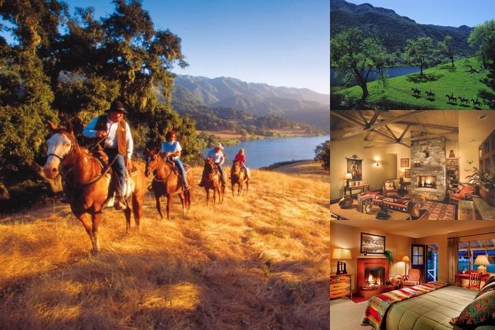 Alisal Guest Ranch & Resort photo collage