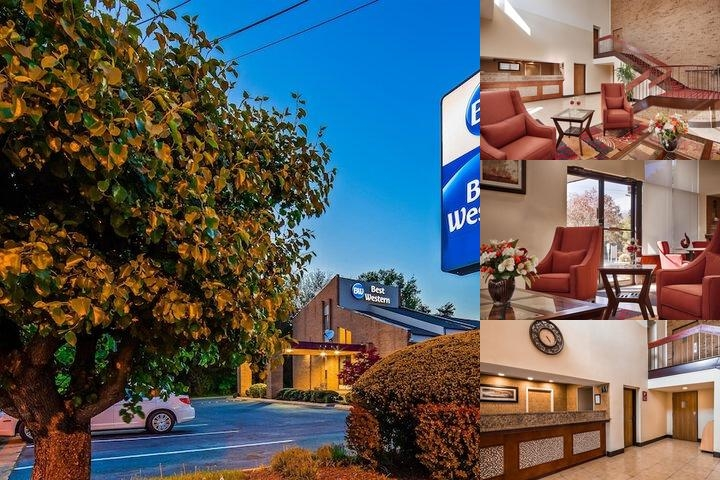 Best Western Manassas photo collage