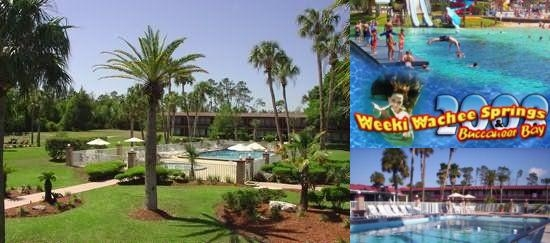 Motel 6 Springhill Weeki Wachee photo collage