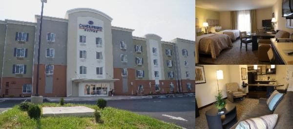 Candlewood Suites Harrisburg Hershey photo collage
