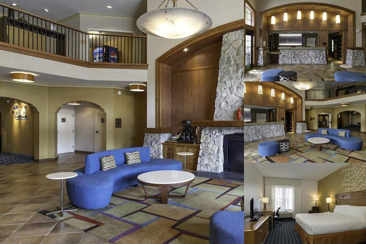 Fairfield Inn & Suites by Marriott Sebastopol photo collage