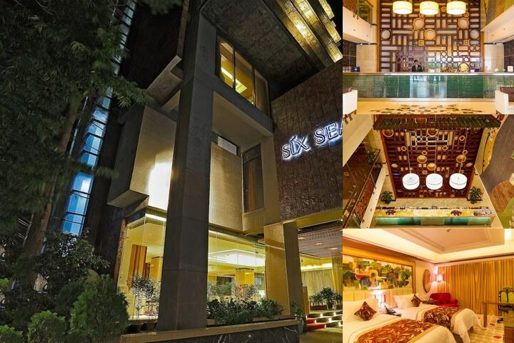 Six Seasons Hotel photo collage