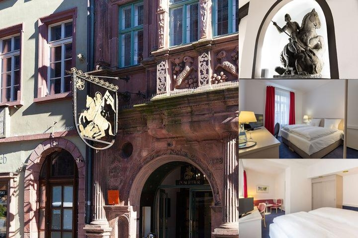 Hotel Zum Ritter St. Georg photo collage