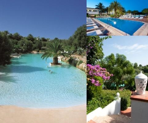 Ostuni Rosa Marina Resort photo collage
