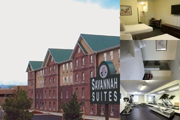 Cottonwood Suites photo collage